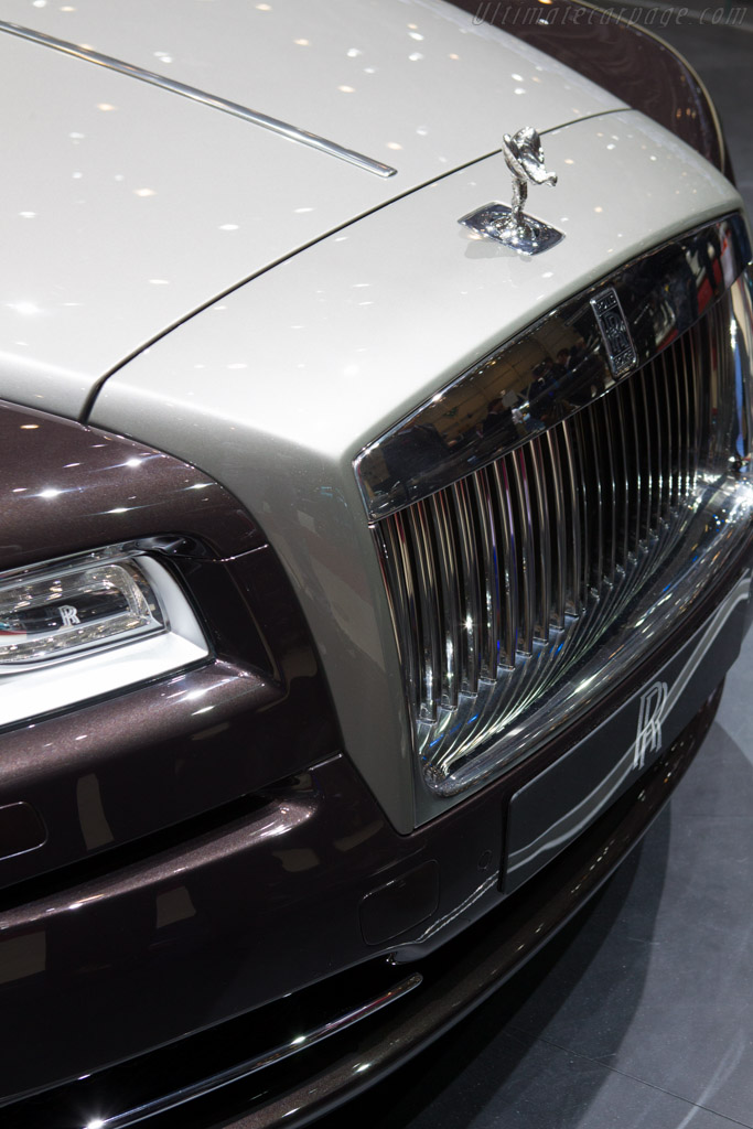 Rolls-Royce Wraith    - 2013 Geneva International Motor Show