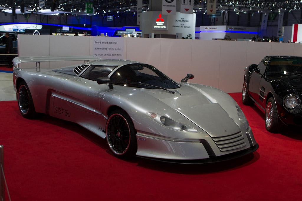 Sbarro GT 12    - 2013 Geneva International Motor Show