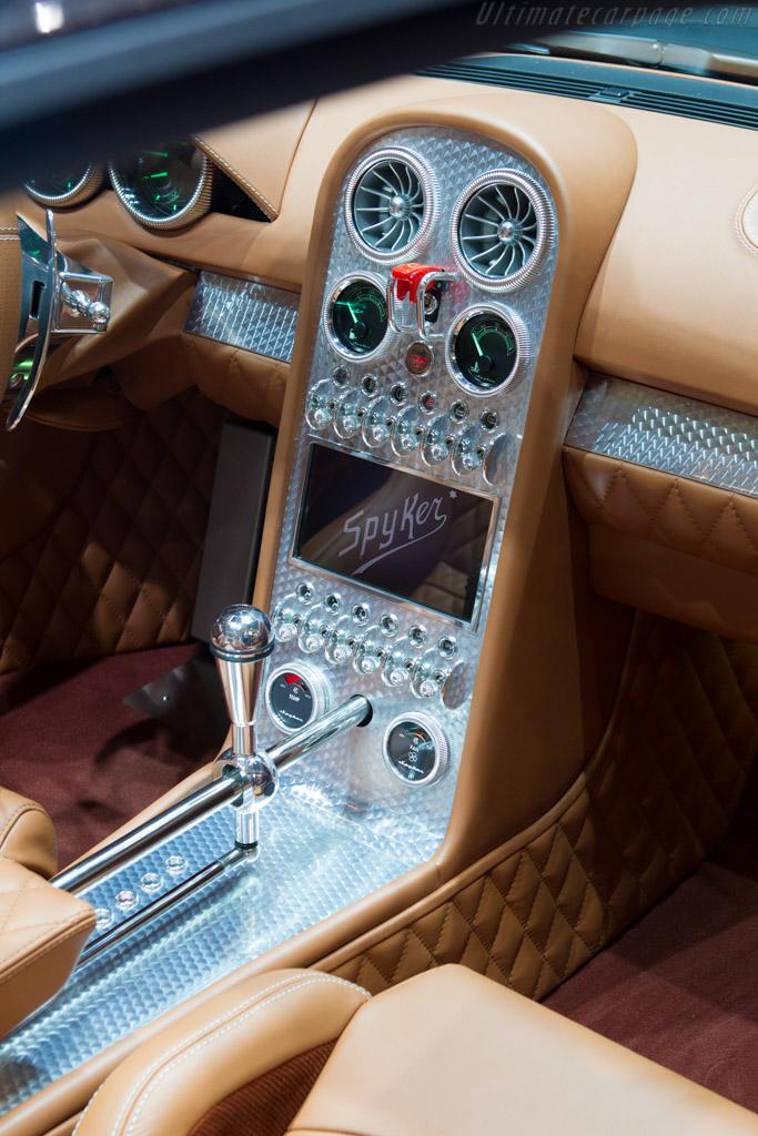 Spyker B6 Venator    - 2013 Geneva International Motor Show