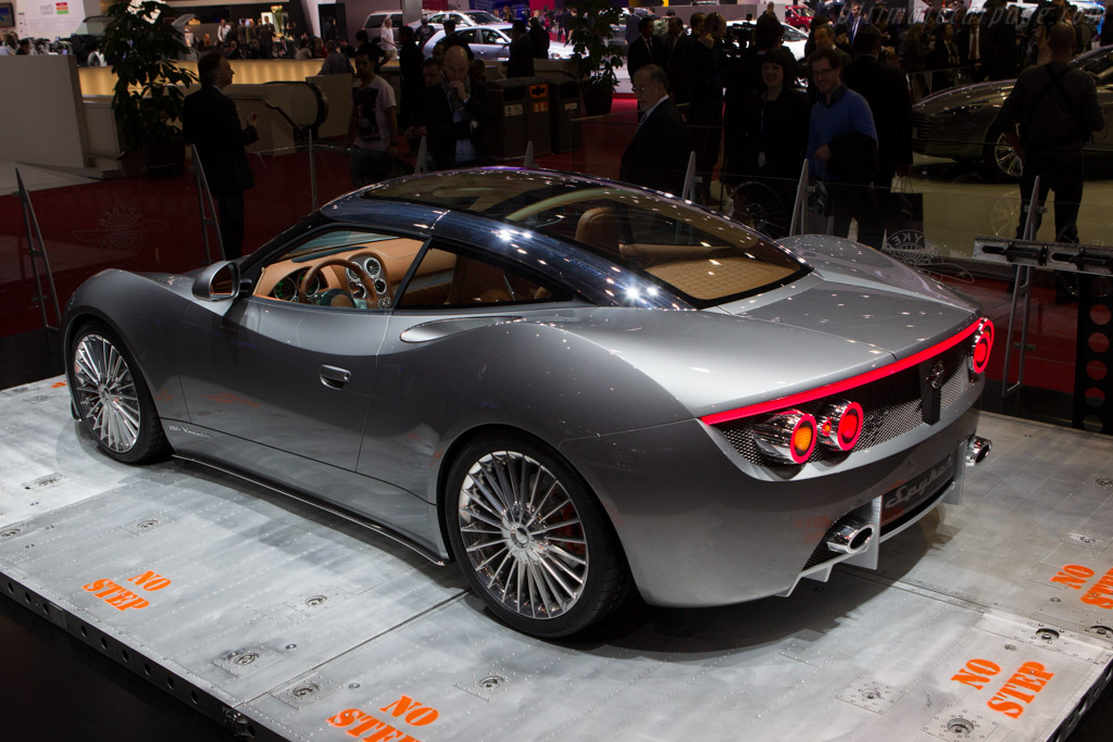 Spyker B6 Venator    - 2013 Geneva International Motor Show