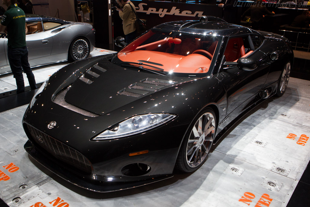 Spyker C8 Aileron    - 2013 Geneva International Motor Show