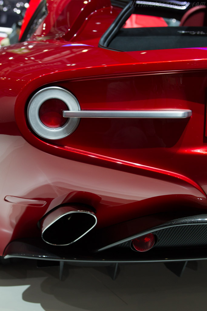 Touring Disco Volante    - 2013 Geneva International Motor Show