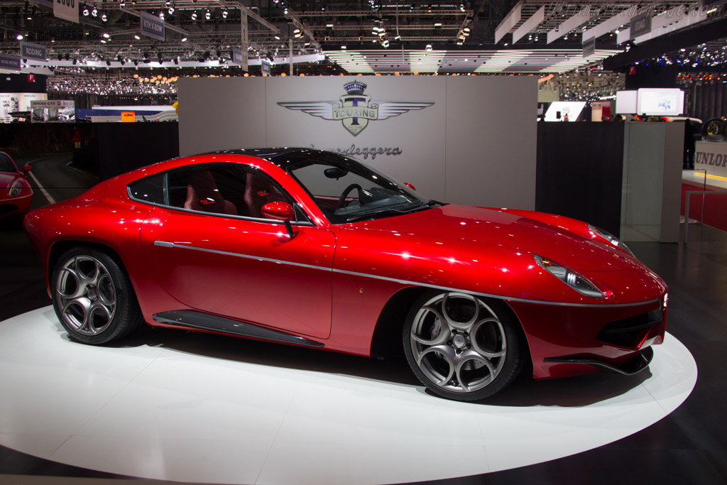 Touring Disco Volante    - 2013 Geneva International Motor Show