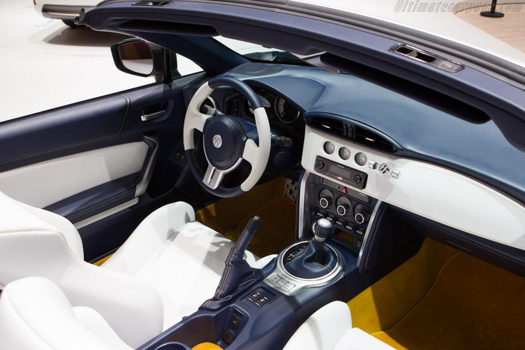 Toyota FT-86 Open Concept    - 2013 Geneva International Motor Show