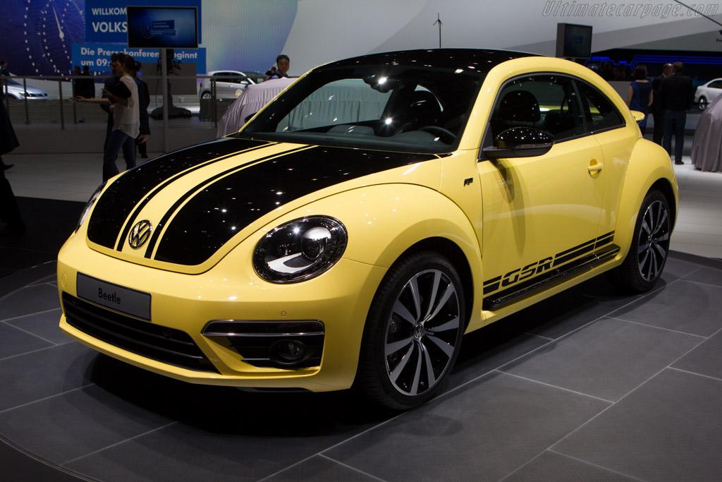 Volkswagen Beetle GSR    - 2013 Geneva International Motor Show