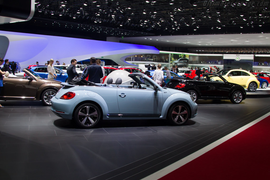 Volkswagen Beetles    - 2013 Geneva International Motor Show