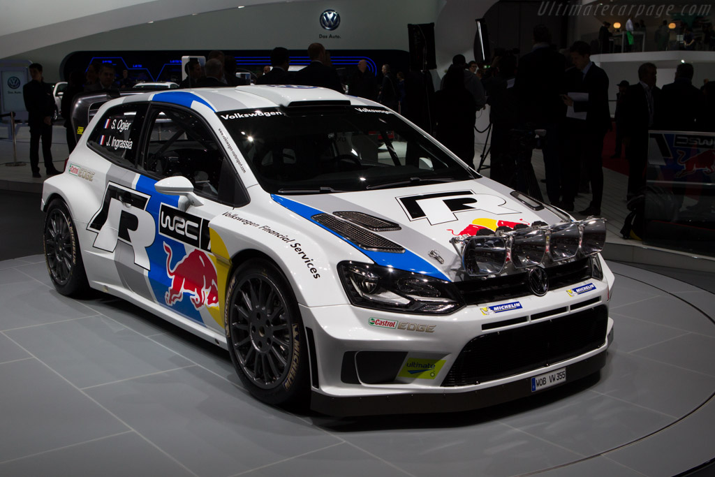 Volkswagen Polo R WRC    - 2013 Geneva International Motor Show
