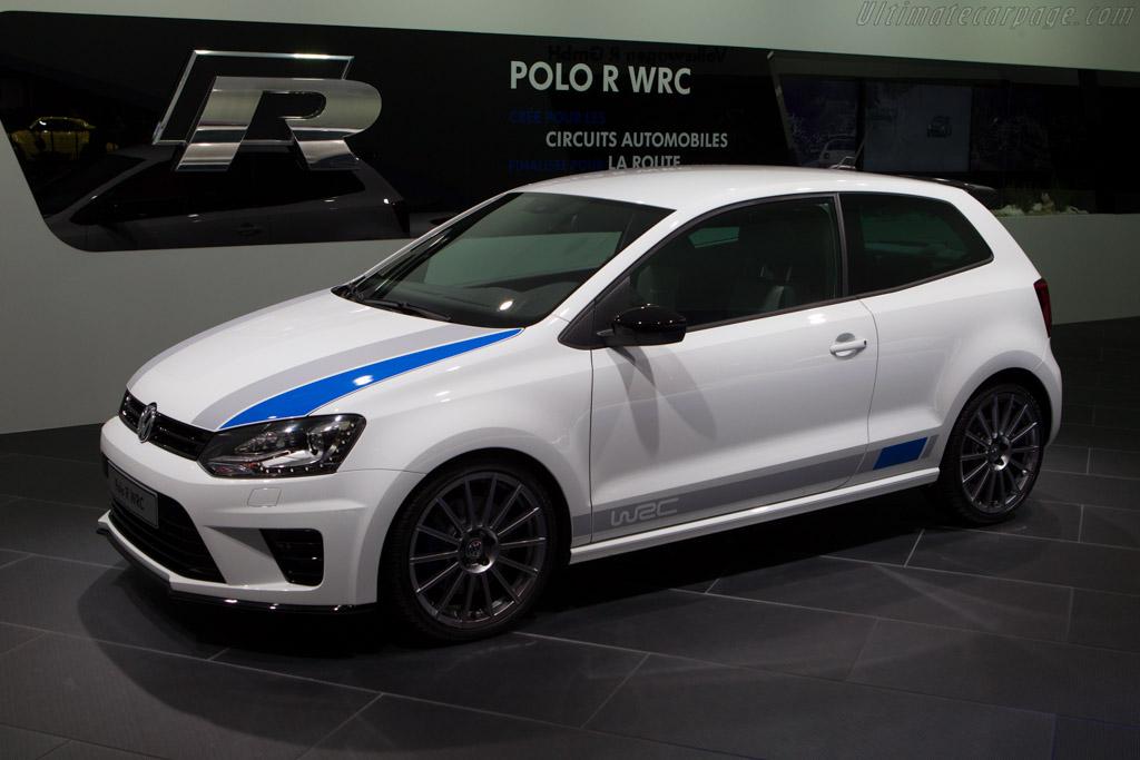 Volkswagen Polo R WRC Street    - 2013 Geneva International Motor Show
