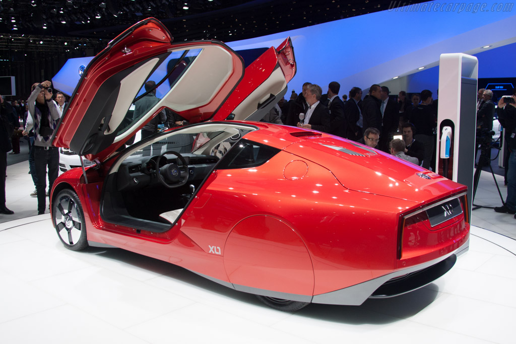 Volkswagen XL1    - 2013 Geneva International Motor Show