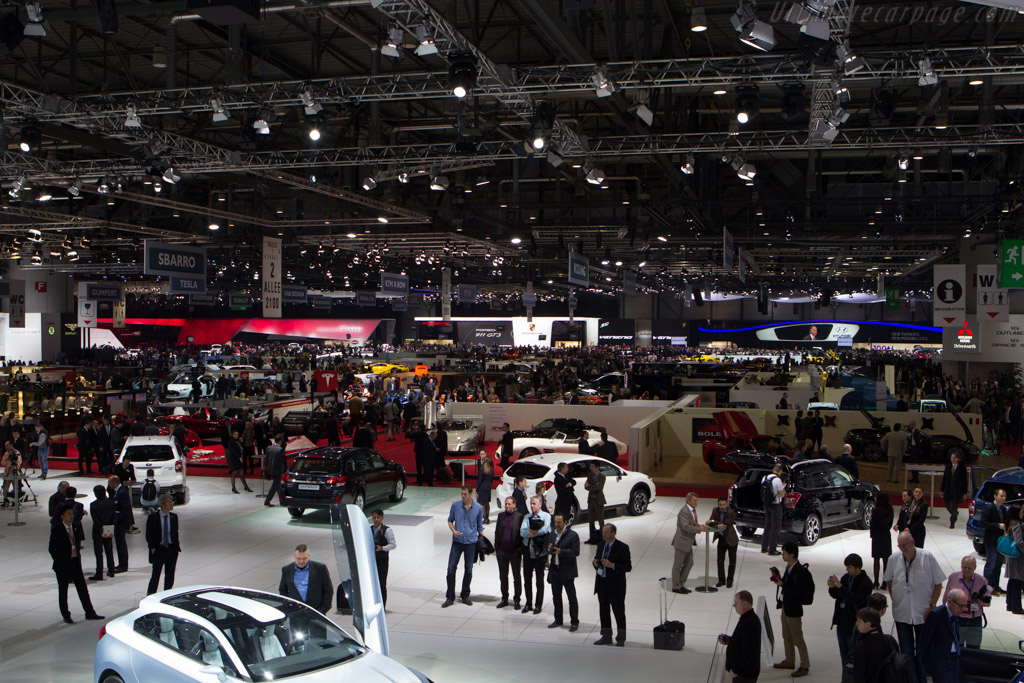 Welcome to Geneva    - 2013 Geneva International Motor Show