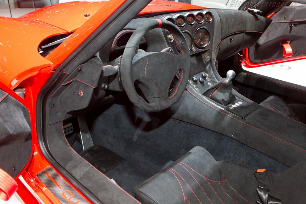 Wiesmann MF4-CS    - 2013 Geneva International Motor Show