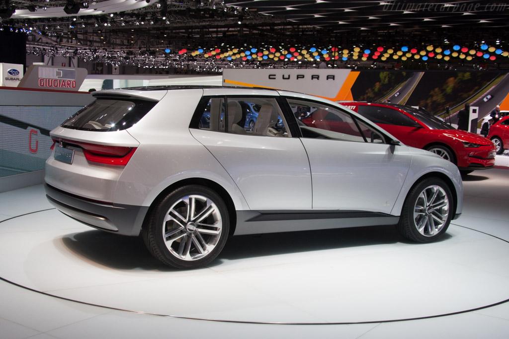 Return to 2014 Geneva International Motor Show report - More