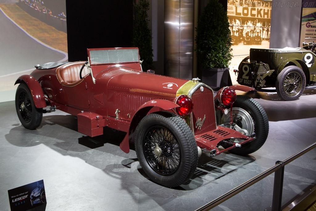 Alfa Romeo 8C 2300 Le Mans - Chassis: 2111002   - 2014 Geneva International Motor Show