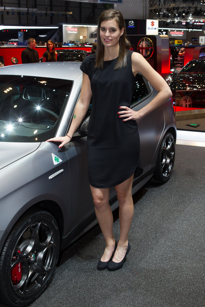 Alfa Romeo Giulietta QV    - 2014 Geneva International Motor Show