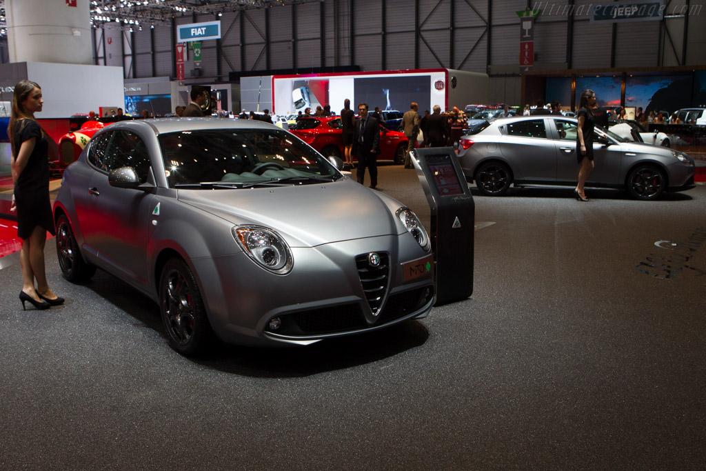Alfa Romeo MiTo QV    - 2014 Geneva International Motor Show