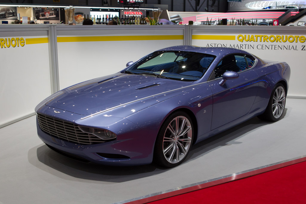 Aston Martin DBS Zagato Centennial    - 2014 Geneva International Motor Show