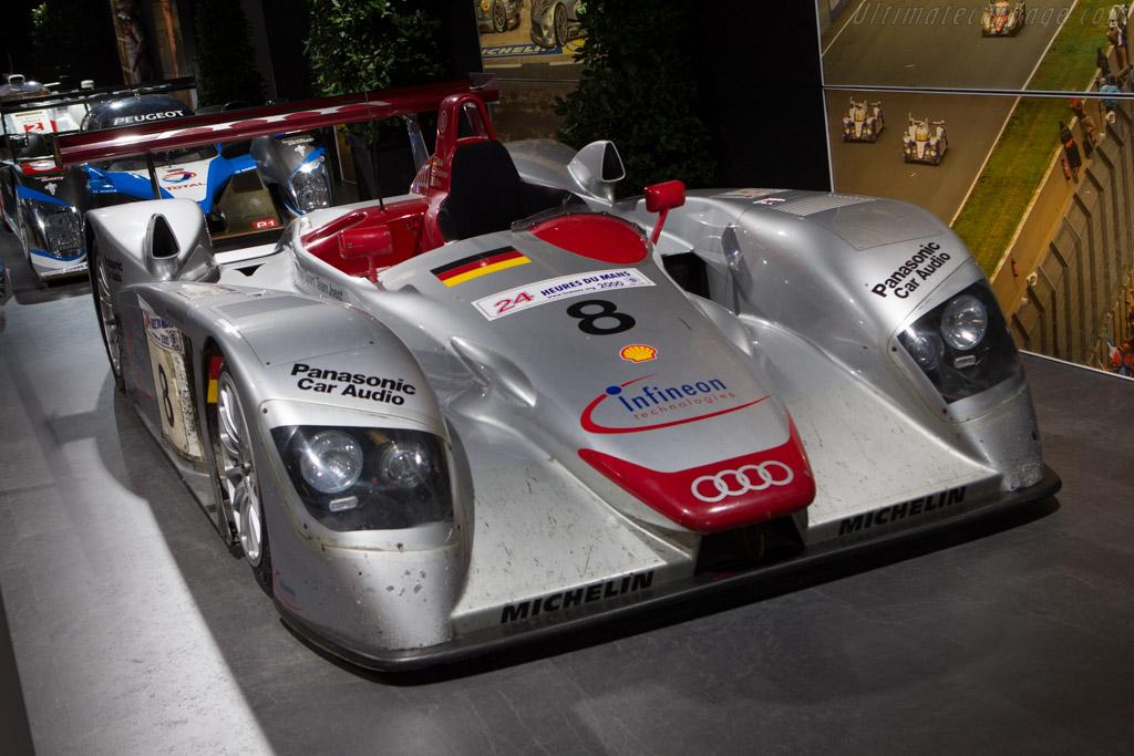 Audi R8 - Chassis: 404   - 2014 Geneva International Motor Show