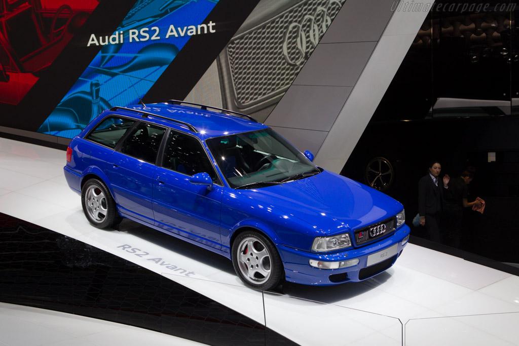 Audi Rs2 Avant 2014 Geneva International Motor Show