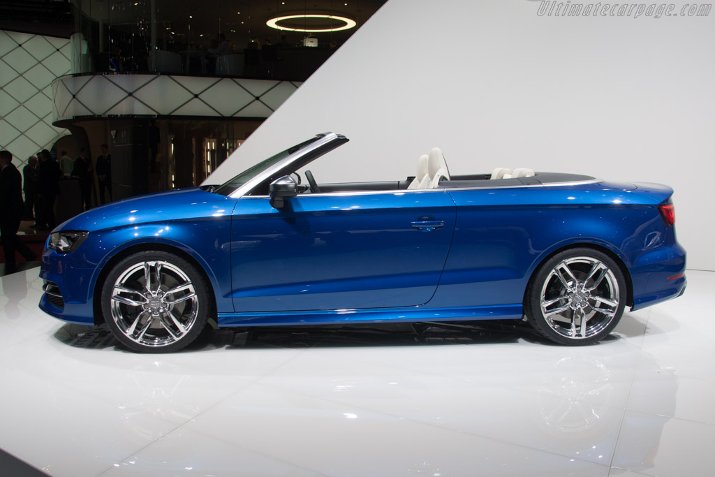 Audi S3 Cabriolet 2014 Geneva International Motor Show