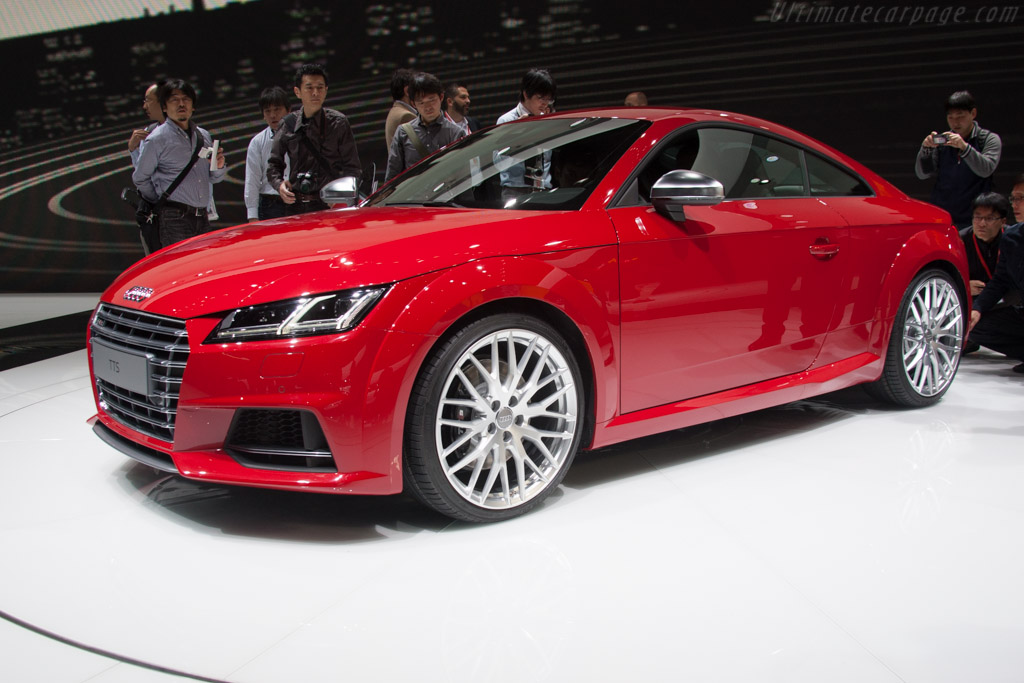 Audi TTS    - 2014 Geneva International Motor Show