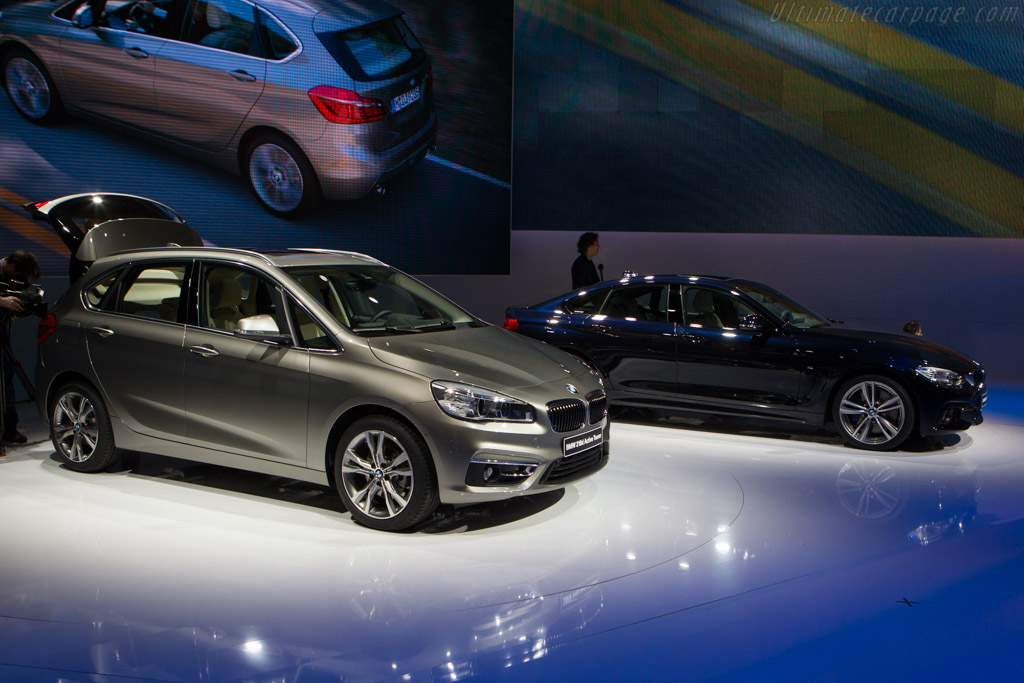 BMW 2-Series Active Tourer    - 2014 Geneva International Motor Show