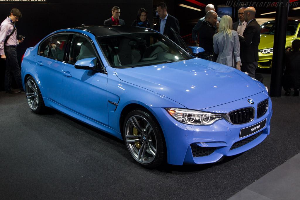 BMW M3    - 2014 Geneva International Motor Show