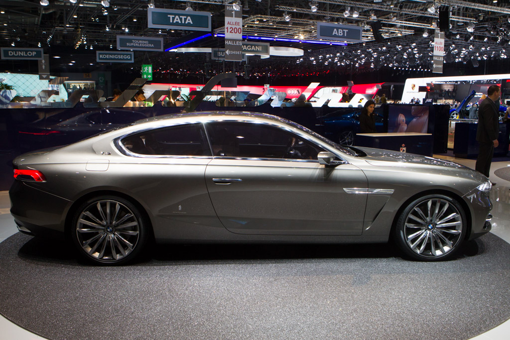 BMW Pininfarina Gran Lusso Coupe    - 2014 Geneva International Motor Show