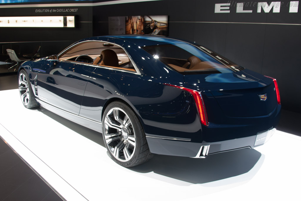 Cadillac Elmiraj    - 2014 Geneva International Motor Show