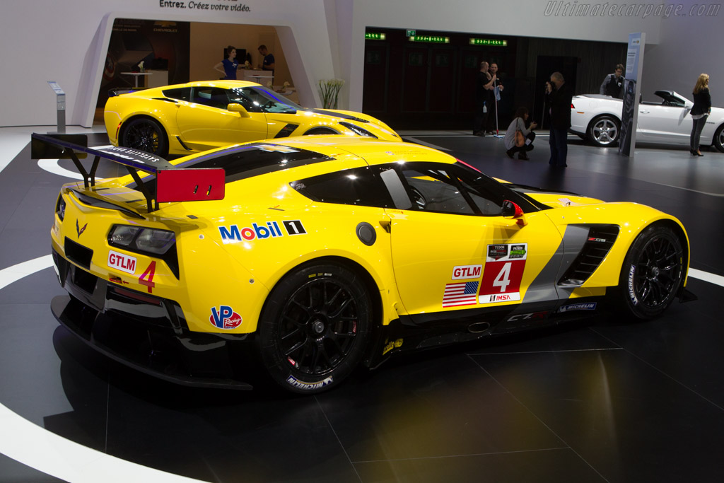 Chevrolet Corvette C7.R    - 2014 Geneva International Motor Show