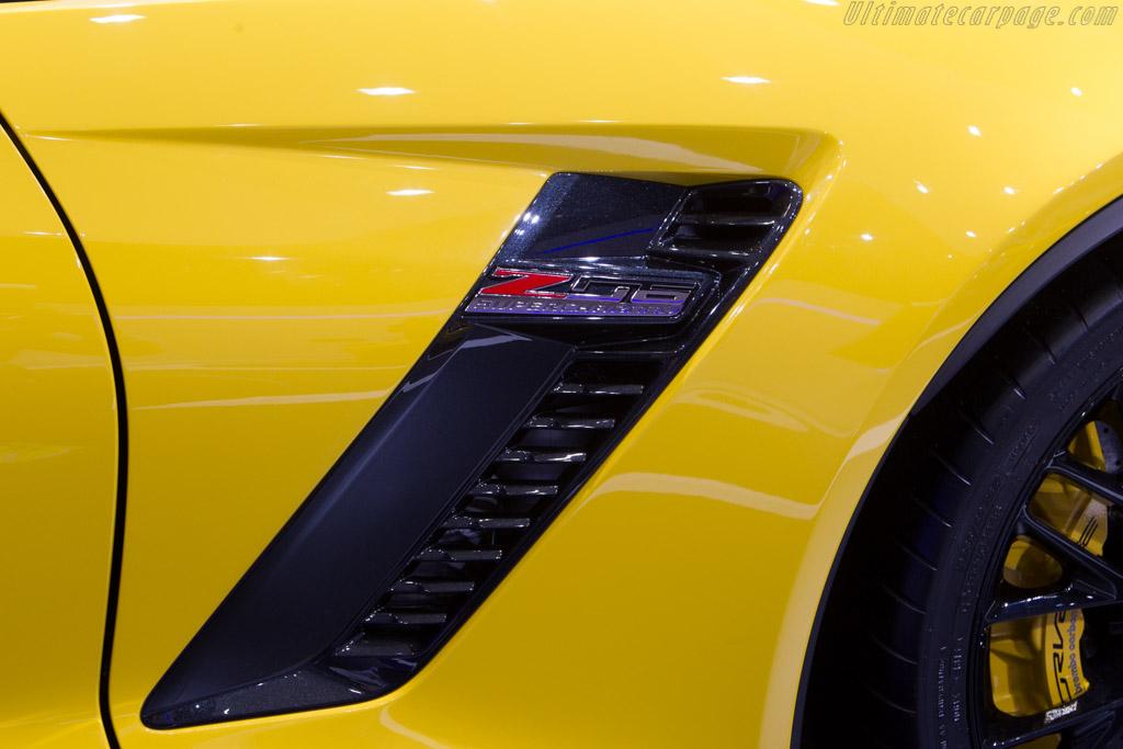 Chevrolet Corvette Z06    - 2014 Geneva International Motor Show