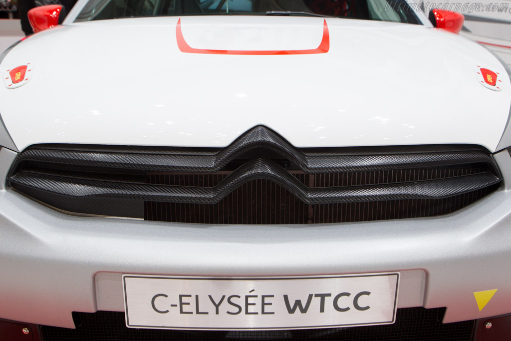 Citroën C-Elysee WTCC    - 2014 Geneva International Motor Show