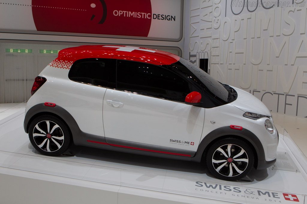 Citroën C1    - 2014 Geneva International Motor Show
