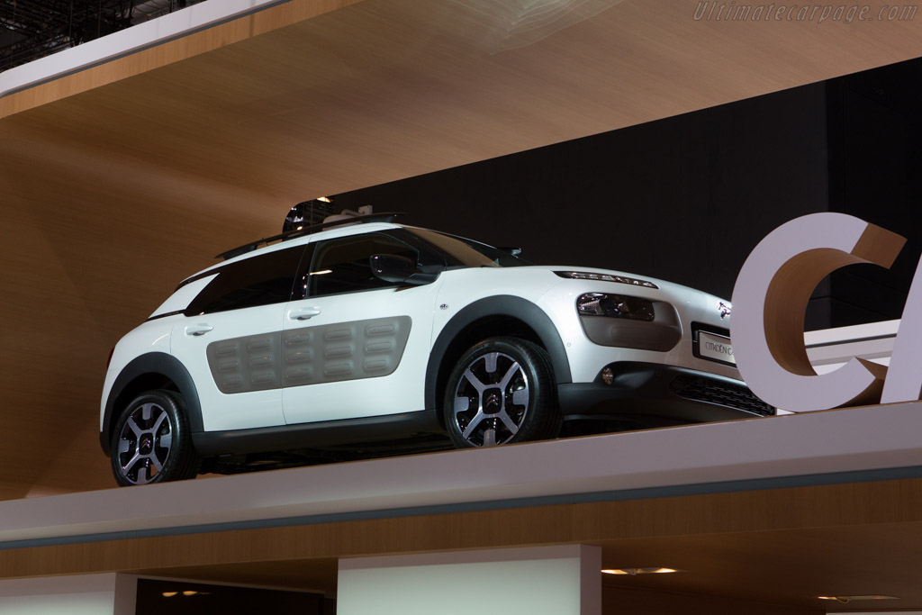 Citroën C4 Cactus    - 2014 Geneva International Motor Show