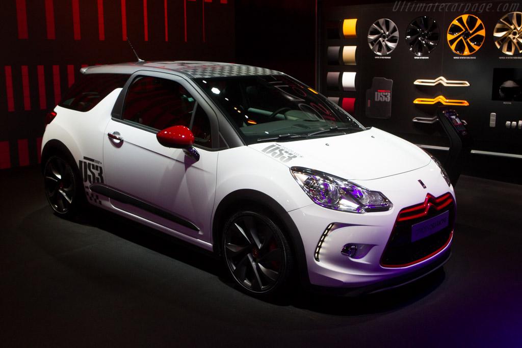 Citroën DS3 Racing    - 2014 Geneva International Motor Show