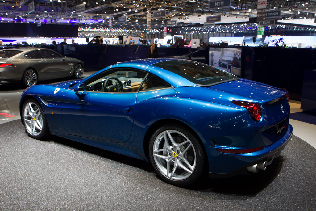 Ferrari California T    - 2014 Geneva International Motor Show