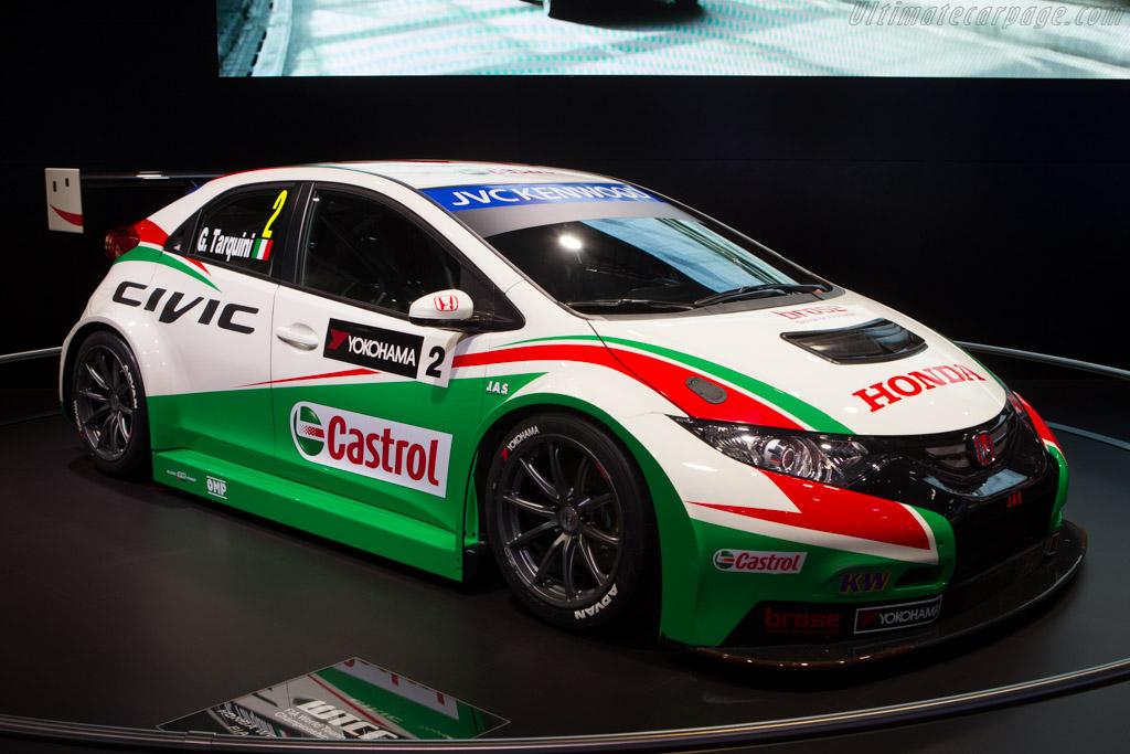 Honda Civic WTCC    - 2014 Geneva International Motor Show