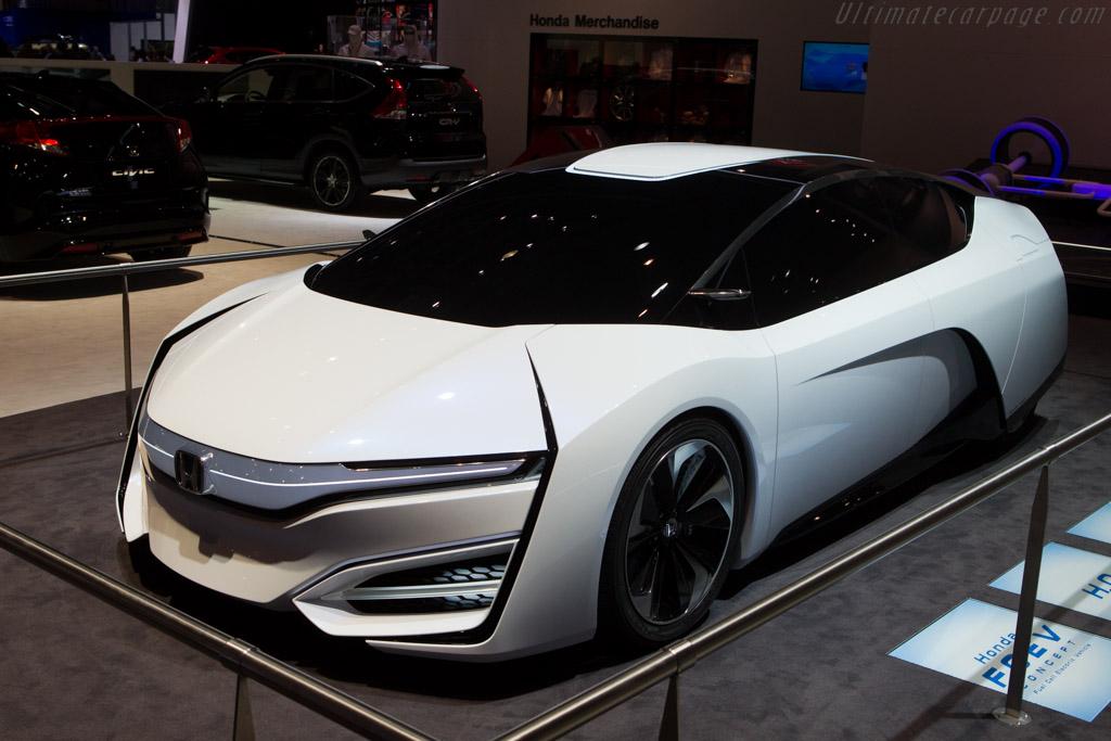 Honda FCEV    - 2014 Geneva International Motor Show