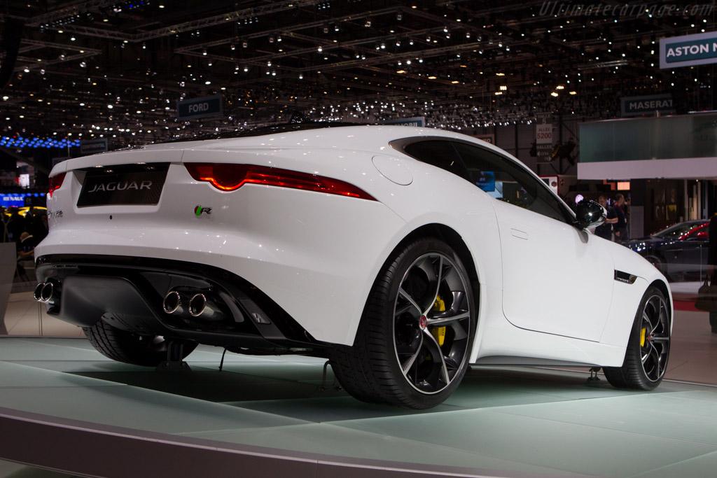 Jaguar F-Type R Coupe    - 2014 Geneva International Motor Show