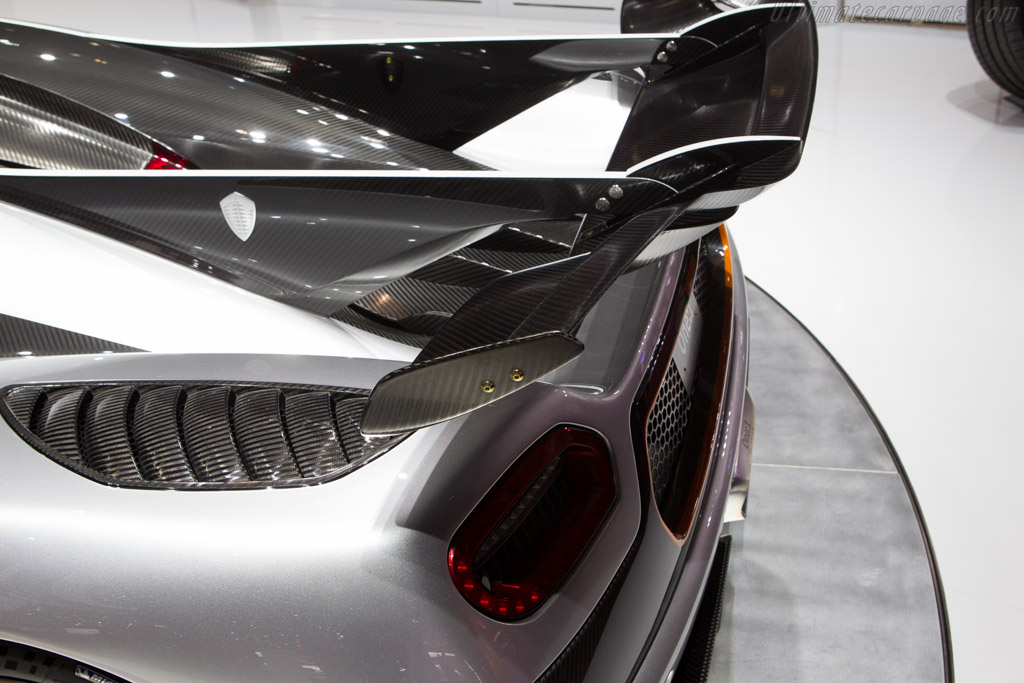 Koenigsegg One:1 - Chassis: 7106   - 2014 Geneva International Motor Show