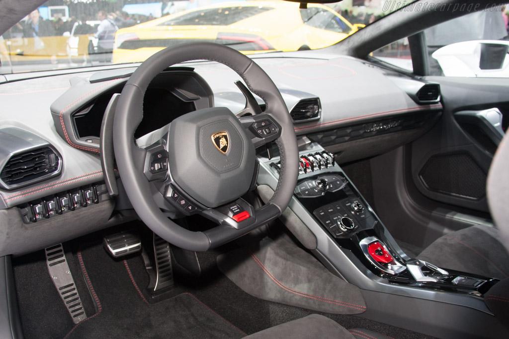 Lamborghini Huracan LP610-4    - 2014 Geneva International Motor Show