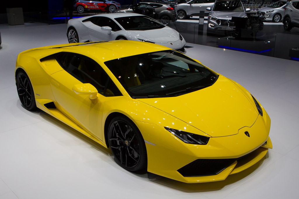 Lamborghini Huracan LP610-4    - 2014 Geneva International Motor Show