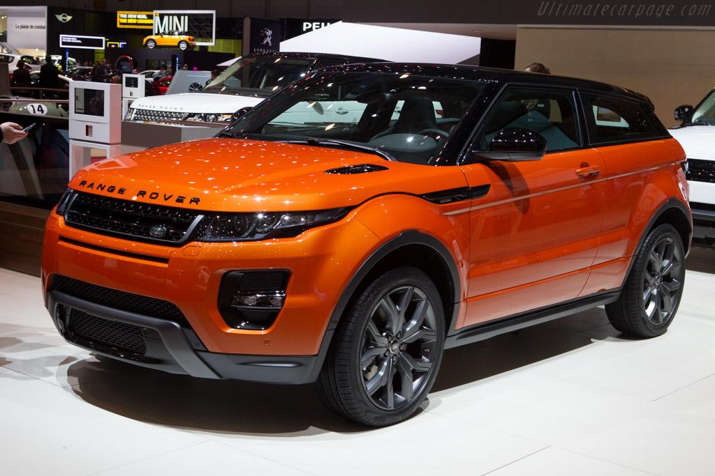 Land Rover Range Rover Dynamic - 2014 Geneva International ...