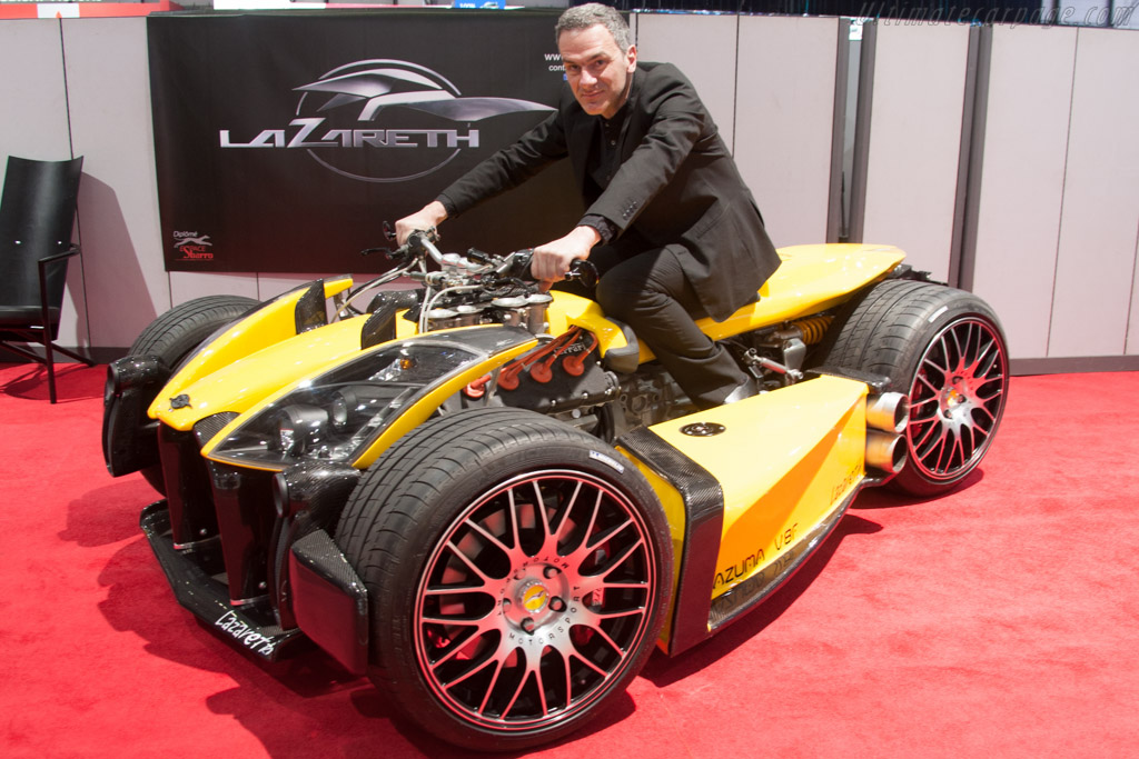 Lazareth V8R    - 2014 Geneva International Motor Show