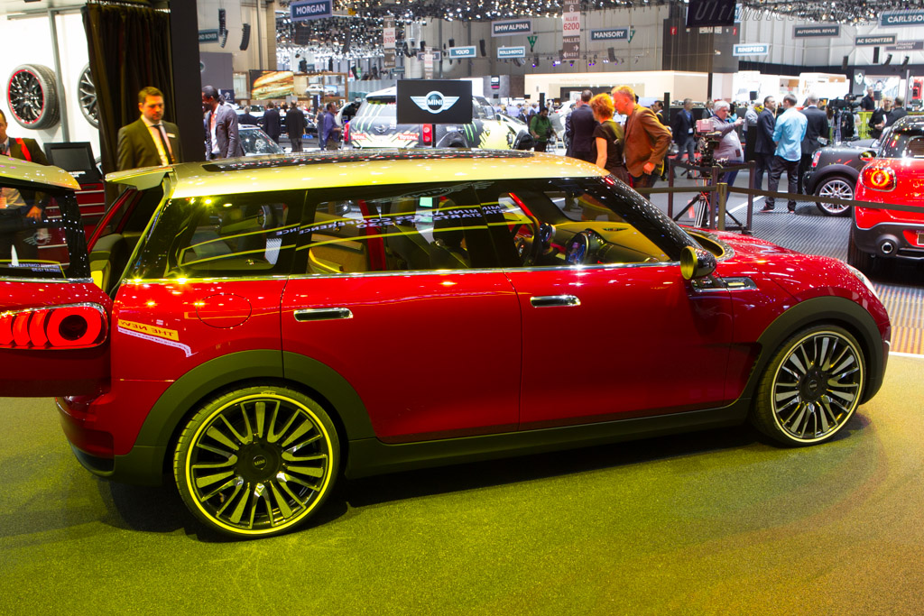 MINI Clubman Concept    - 2014 Geneva International Motor Show