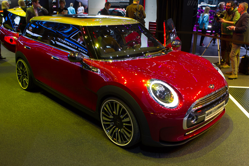 MINI Clubman Concept    - 2014 Geneva International Motor Show