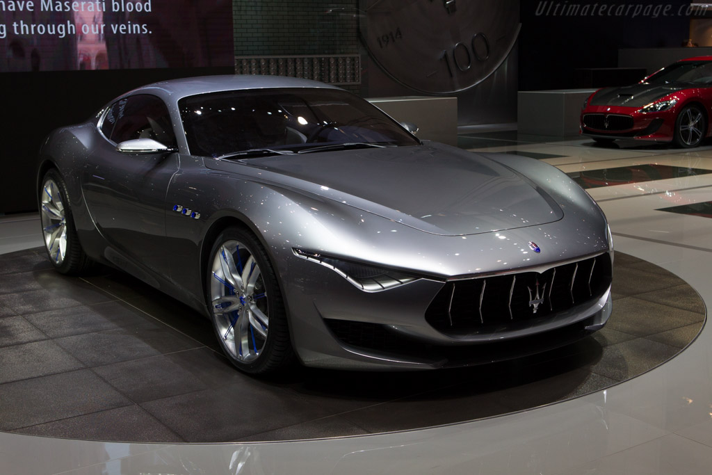 Maserati Alfieri    - 2014 Geneva International Motor Show