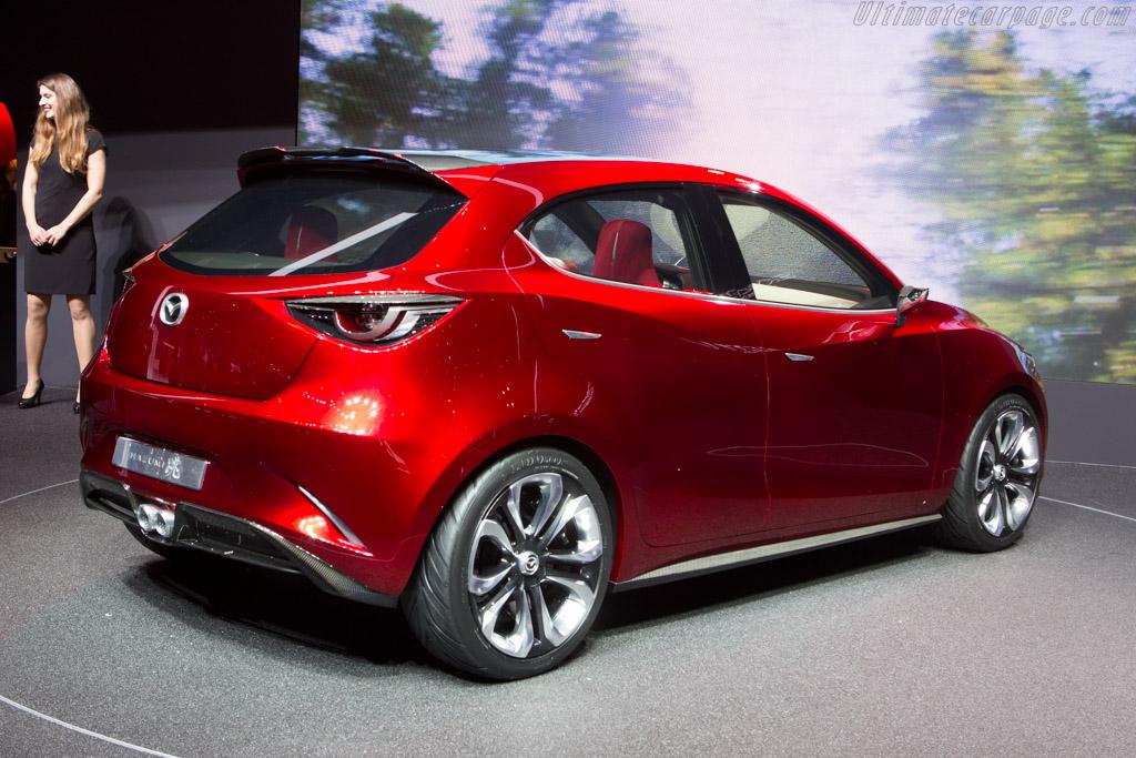 Mazda Hazumi Concept    - 2014 Geneva International Motor Show