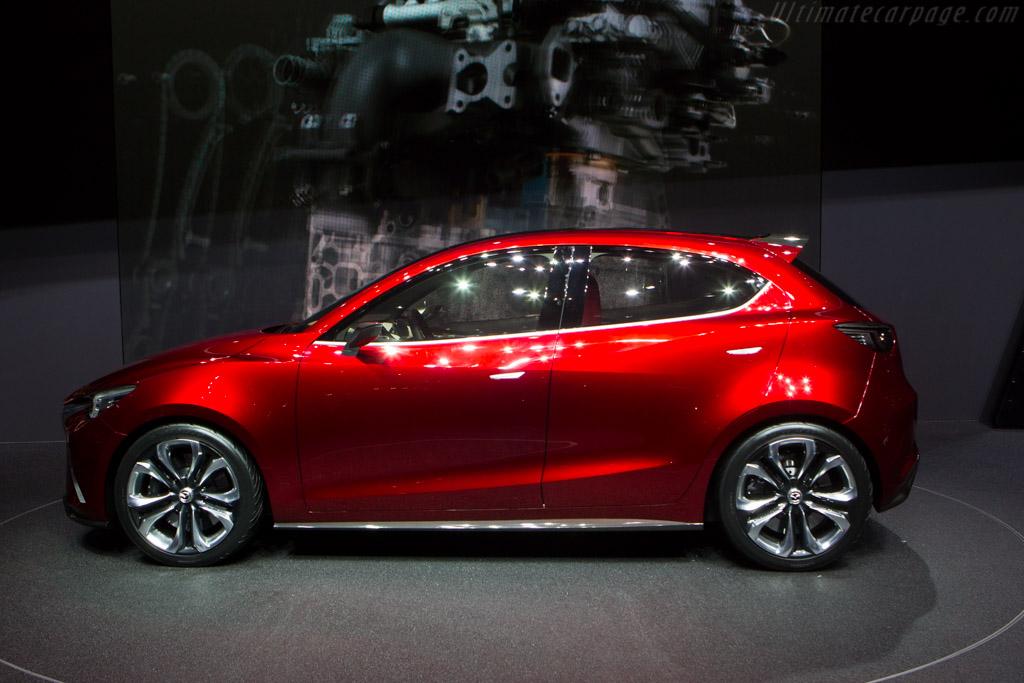 Mazda Hazumi.Mazda Hazumi Concept 2014 Geneva International Motor ...