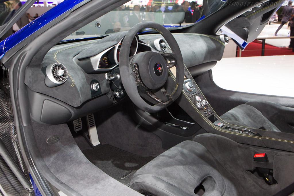McLaren 650S Coupe    - 2014 Geneva International Motor Show