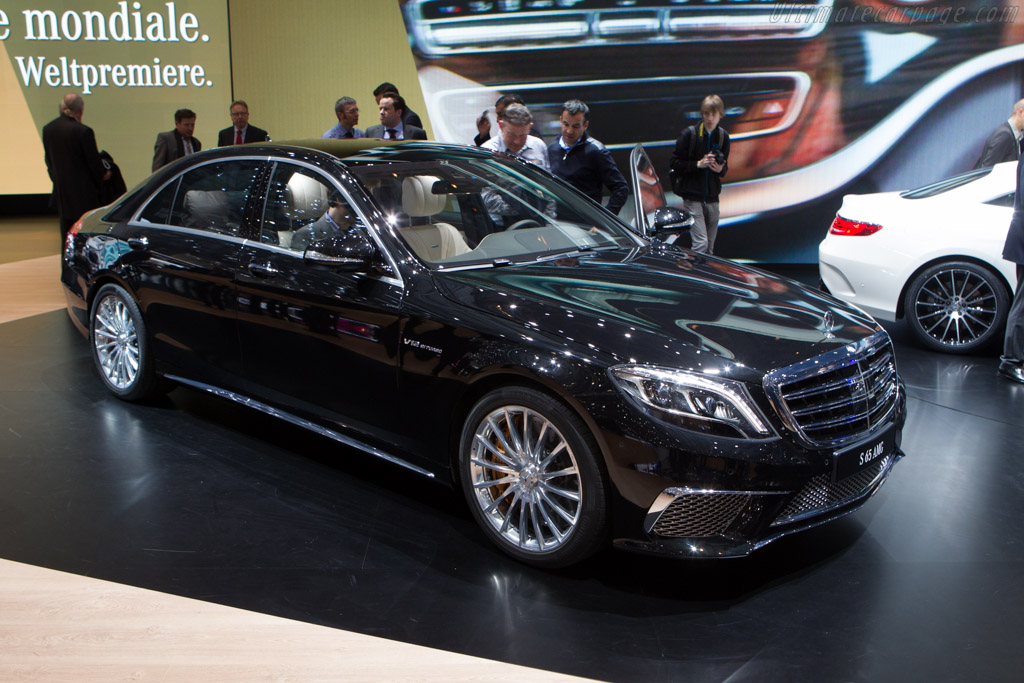 Mercedes-Benz S 65 AMG    - 2014 Geneva International Motor Show